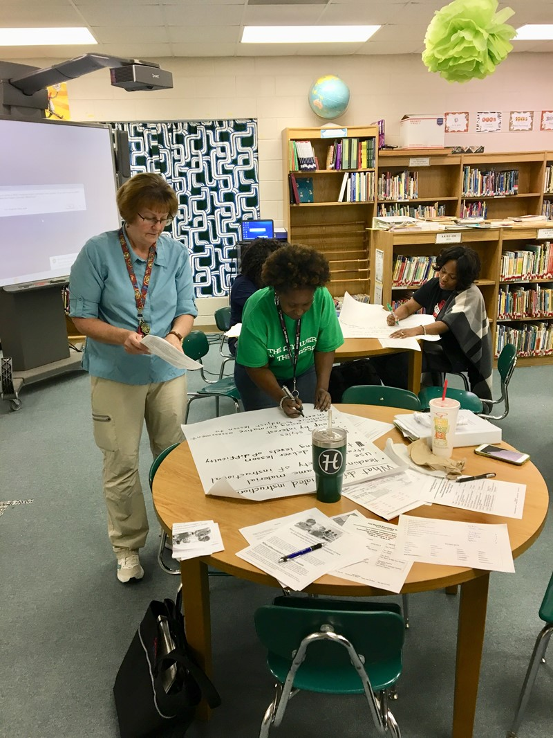 Professional Development Day- October 2018