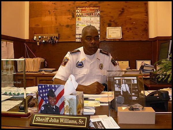 LCPS Mourns Sheriff Big John Williams!