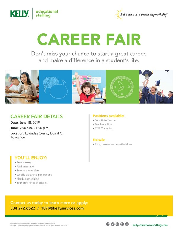 LCPS Career Fair