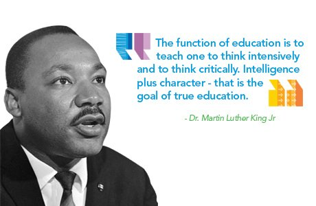 Happy Birthday Dr. Martin Luther King, Jr.